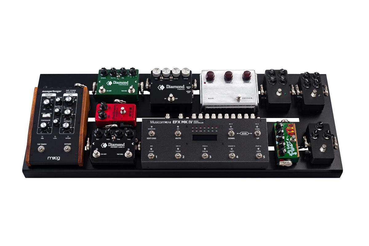 Analog Tools Custom Pedalboard Systems 03